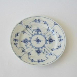 Tallerken, flad, 17 cm