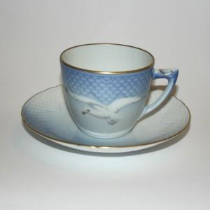 Mågestel kaffekop